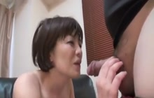 Japanese Woman Fucked And Creamed