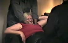 Mature woman is ready for hard fucking